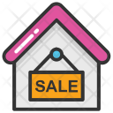 Sale House Home Icon