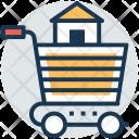 Property Shopping Icon