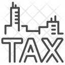 Property Tax Icon