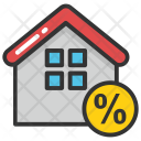 Percentage Rate Value Icon