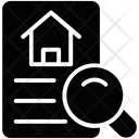 Property Valuation Estate Icon