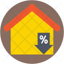 Home House Percentage Icon