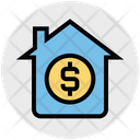 Property Value Bank Property Icon