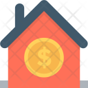 Property Value Building Icon