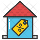Home Percentage Tax Icon