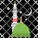 Prophet Muhammad Holy Icon