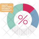 Chart Diagram Donut Icon