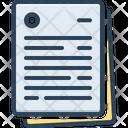 Proposals Icon