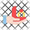 Propose Marriage Diamond Icon