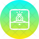 Jewelry Propose Engagement Icon