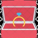 Wedding Ring Box Icon