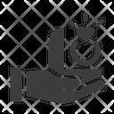 Diamond Ring Propose Icon