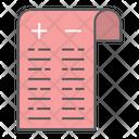 Pros Cons Test Icon