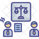 Prosecution Icon