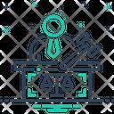 Prosecutor Icon