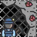Prospect Survey Mine Icon