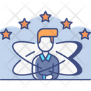 Prospect User Rating User Feedback Icon