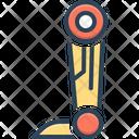 Prosthesis Artificial Pegleg Icon