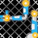 Prosthesis Robot Arm Robot Hand Icon