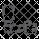 Prosthesis Arm Disability Icon