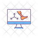 Design Limb Artificial Icon