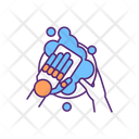 Hand Support Grip Icon