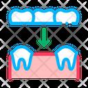Dental Prosthesis Stomatology Icon