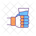 Hand Grip Training Icon