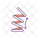 Biomechanical Performance Gait Icon