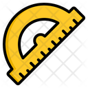 Protactor Ruler Office Tool Icon