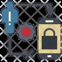 Protect Safety Encrypt Icon