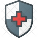 Protect Medical Shield Icon