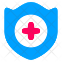Protect Insurance Medical Icon