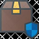 Protect Box Shipping Icon