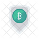 Protect Bitcoin Shield Icon