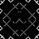 Protect Data Protect Circle Icon
