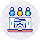 Protect Data Data Protect Icon