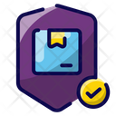 Protect Delivery Shipping Delivery Icon