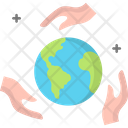 Protect Earth Icon