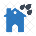 Rain House Insurance Icon