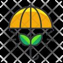 Umbrella Ecology Protect Icon