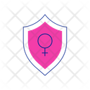 Protect Womens Right Icon
