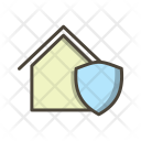Protected House Icon