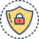 Protected Lock Private Icon