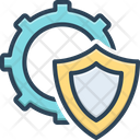 Protected Secured Safe Icon