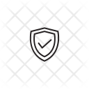 Protected Safety Secure Icon