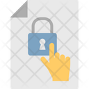 Data Safety File Security Folder Security Icon