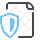 Protected File Icon