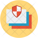 Protected Files Papers Icon