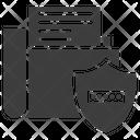 Safeguard Privacy Secret Icon